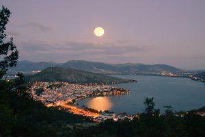 Paysage Lune