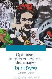 Epingle Pinterest Optimiser le référencement des images